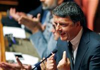 イタリア政局、また不安の種 与党分裂、元首相が新党設立へ