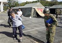 住宅被害の全容把握進まず 県の初動対応に批判も 台風15号