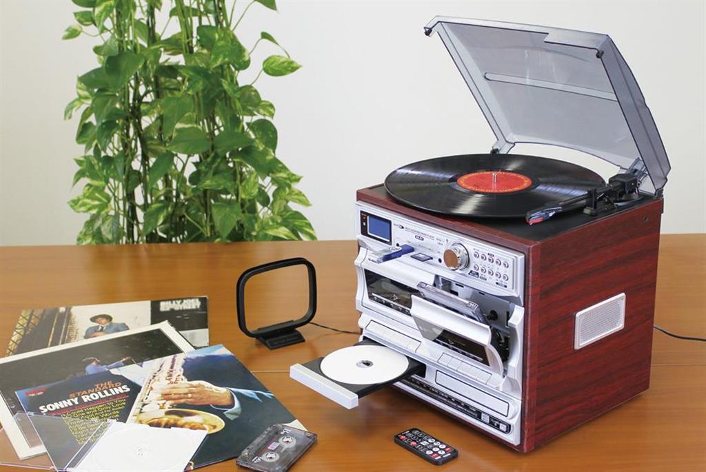CDからCDに録音できる機能が付いたマルチオーディオの上位機種「 MA―811」