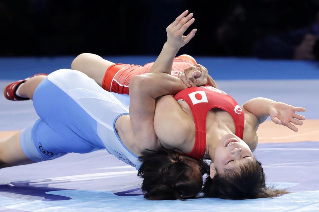 「たくさんの課題が見つかった」 向田は無念の銀メダル