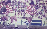 【ラグビー私感】英雄たちが夢見た日本開催楽しむ 村井大次郎さん