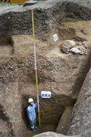 秀吉が築いた最初の伏見城、二条城上回る威容 内堀約30メートル