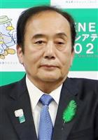 上田・前埼玉県知事、10月の参院補選に出馬表明