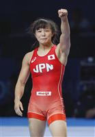 姉妹で東京五輪決めた川井友、3位決定戦でみせた強い覚悟