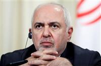 イラン攻撃なら「全面戦争に」 外相、サウジに警告