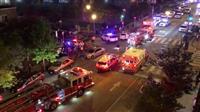 米首都で発砲事件 6人撃たれ1人死亡