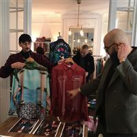 パリの新進ブランド「カサブランカ」のデザイナーに迫る!