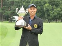 谷口が完全優勝 日本シニアOPゴルフ