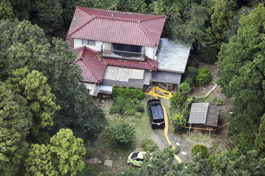 事件 殺人 茨城 町 県境