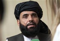 タリバン代表団、中国訪問 和平協議再開へ米に圧力