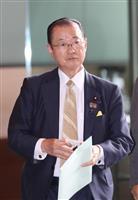 河村氏、韓国議長と会談 日韓関係打開で意見交換か