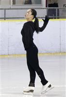 フィギュア女子の樋口新葉 ジャンプ不振で「戻すのに時間がかかっている」 練習を公開