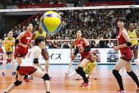 ブラジルに完敗の日本女子、打開策見つけられず