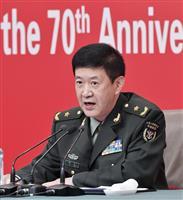 中国「DF41」初公開を示唆 10月1日の軍事パレード 対米抑止の新型ICBM