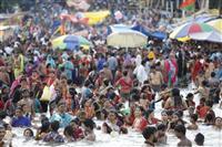 【国際情勢分析】ガンジスの耐性菌、実態解明へ 沐浴で知られる「聖なる大河」