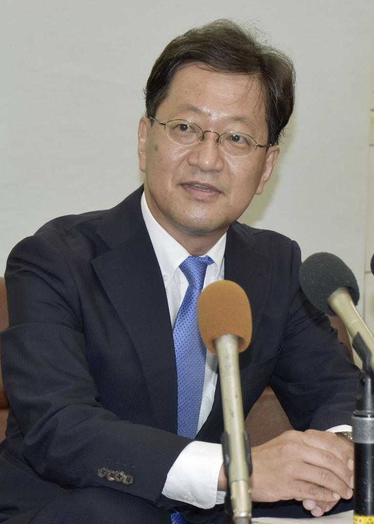 高知県知事選、自民が元総務省幹部を推薦 - 産経ニュース