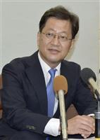 高知県知事選、自民が元総務省幹部を推薦
