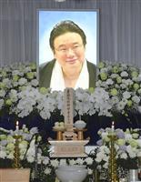 井筒親方と最後の別れ 一門葬に八角理事長、鶴竜ら