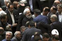 イラン大統領 制裁解除ならば核合意の修正交渉も