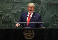 「SNS企業、計り知れない力」トランプ大統領、国連で異例の警告