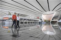 北京の新空港が開業「習近平同志が推進」功績アピール