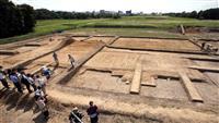 平城宮跡で最大規模の役所跡 国政の最高機関「太政官」か