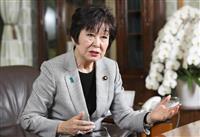 山東参院議長「はなはだしく無礼」 韓国議長発言に抗議