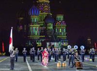 【赤の広場で】ロシアに「拾う神」