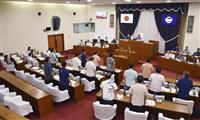 辺野古移設促す意見書可決 沖縄・宜野湾市議会
