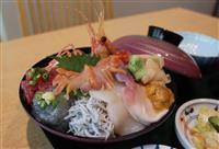 【おらがぐるめ】宮城・名取 閖上海鮮ちらし 地元魚介で復興後押し