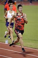 陸上世界選手権、今夜開幕 男子100メートル予選に桐生祥秀ら登場