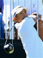 小平智「良いスタート」 米男子ゴルフで納得顔