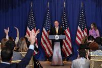 ポンペオ氏、米朝実務者協議の再開「決まっていない」