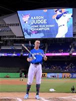 ジャッジが3年連続1位 MLBのユニホーム売り上げ