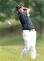 武藤が首位、2位に今平 男子ゴルフ パナソニックOP