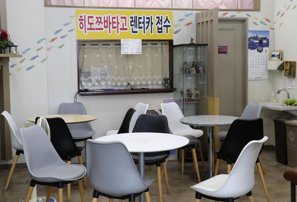 対馬、韓国人客激減で悲鳴