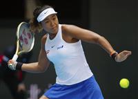 大坂、2回戦に進出 テニスの中国オープン