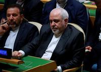 イラン外相、大使見舞えず NY、米政府が移動制限