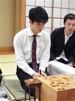 藤井聡太七段、王将リーグ白星発進