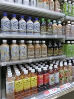 【経済インサイド】売り上げ健闘のペットボトル紅茶 理由は冷夏だけじゃない