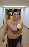 白鵬が12年ぶり2度目V 全日本力士選士権