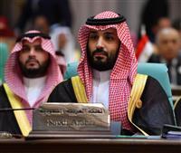 サウジ皇太子、石油施設攻撃は「戦争行為」