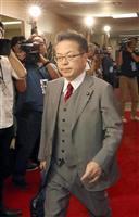 自民・世耕参院幹事長、離党表明の国民・桜井氏に「連携呼びかけたい」