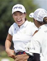 日本女子オープンゴルフ、3日開幕 渋野「勝ったら名誉」