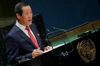 北朝鮮国連大使 米朝協議に進展なし 「悪循環は敵視政策が原因」米国を批判