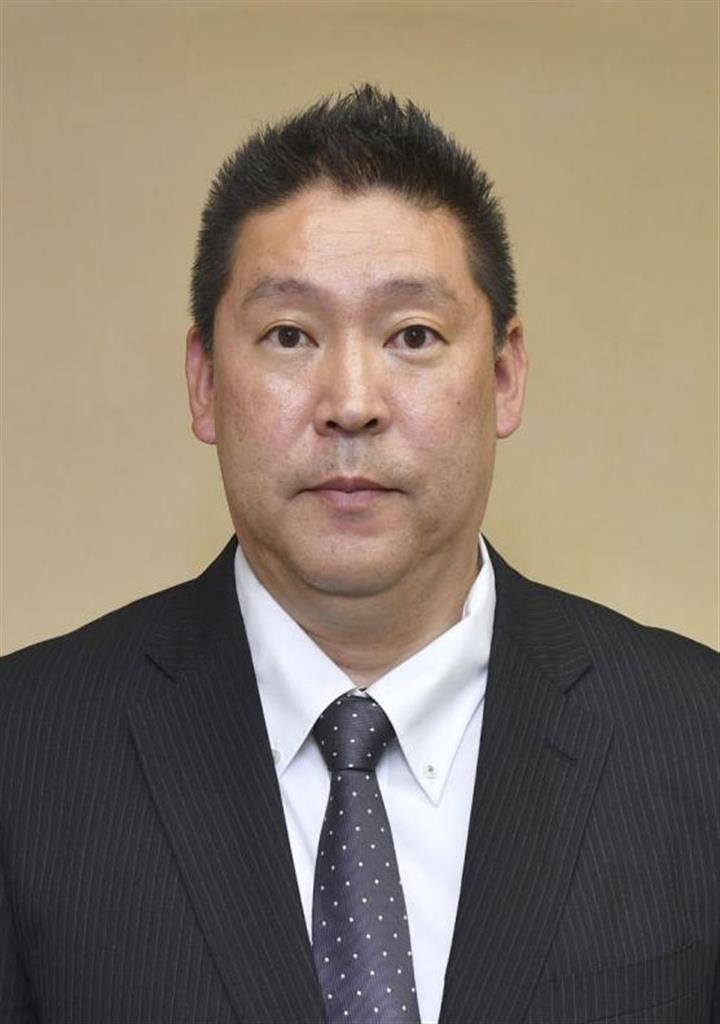 N国・立花党首を脅迫容疑で書類送検 警視庁 - 産経ニュース
