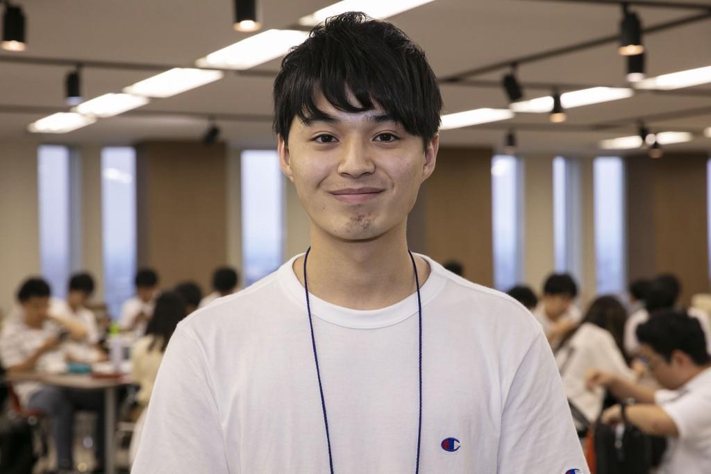 名古屋大学工学研究科 原田賢太郎さん