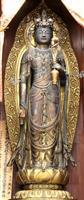 心を癒やす滋賀 湖北の仏像たち 20日には観音の里ふるさとまつりも