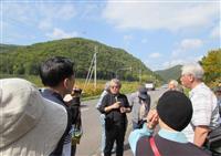 外資による土地買収北海道視察ツアー 参加者「日本の危機だ」