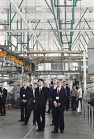 秋篠宮さまが群馬で富岡製糸場などをご視察